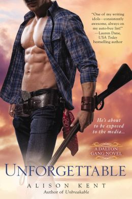 Unforgettable (Dalton Gang Series #3)
