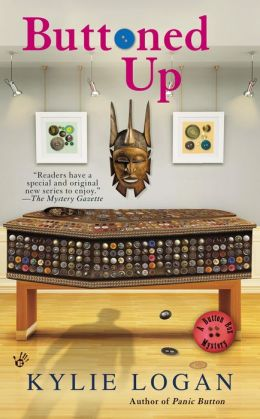 Buttoned Up (Button Box Mystery Series #4)