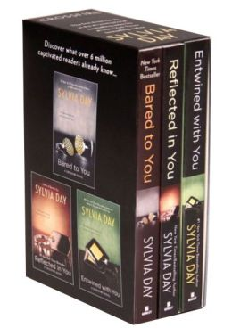 Sylvia Day Crossfire Series Boxed Set: Bared to You/Reflected in You/Entwined with You
