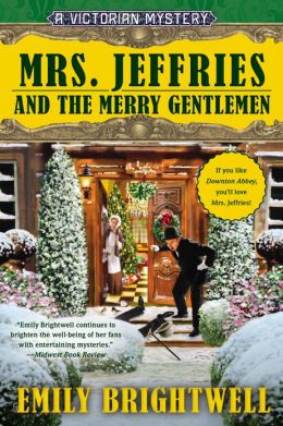 Mrs. Jeffries and the Merry Gentlemen (Mrs. Jeffries Series #32)