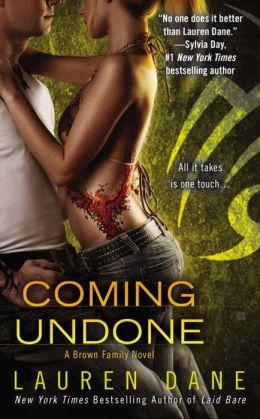 Coming Undone (Brown Siblings Series #2)