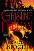 Book Cover Image. Title: Dark Blood, Author: Christine Feehan