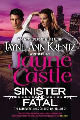 Sinister and Fatal: The Guinevere Jones Collection, Volume 2