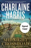 Book Cover Image. Title: Midnight Crossroad (Signed Book), Author: Charlaine Harris