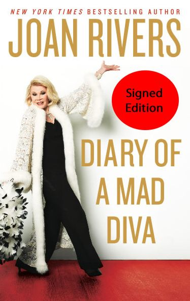 Diary of a Mad Diva (Signed Book)