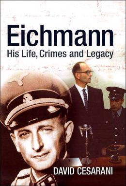 Eichmann: His Life, Crimes and Legacy - CANADIAN ONLY DO NOT ORDER