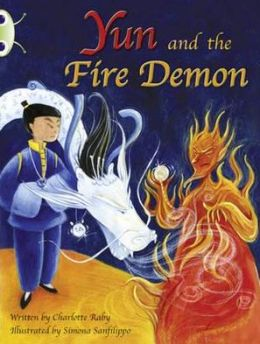Yun and the Fire Demon (Purple A)