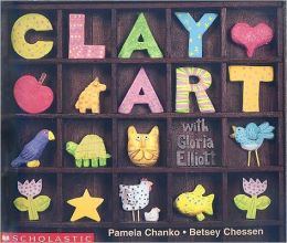 Clay Art with Gloria Elliott