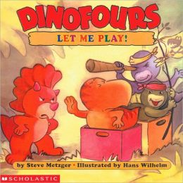 Dinofours: Let Me Play