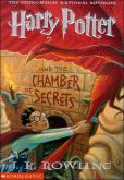 Book Cover Image. Title: Harry Potter and the Chamber of Secrets (Harry Potter #2), Author: J. K. Rowling