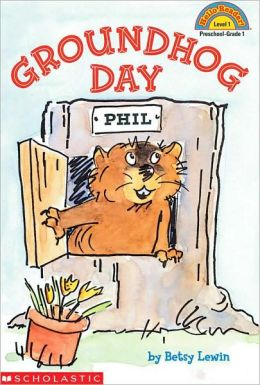 Groundhog Day (Hello Reader!)
