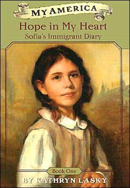 Hope in My Heart, Sofia's Ellis Island Diary, Book One (My America Series)