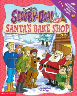Scooby-Doo and Santa's Bake Shop