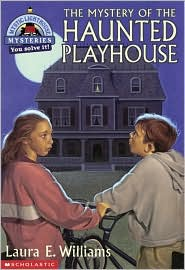 Mystery of the Haunted Playhouse