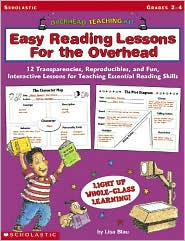 Easy Reading Lessons For The Overhead
