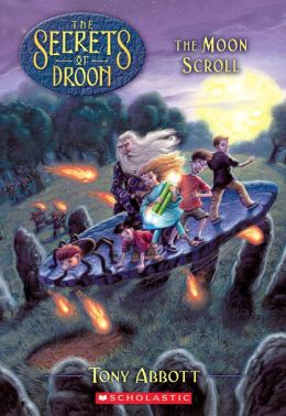 The Moon Scroll (Secrets of Droon Series #15)