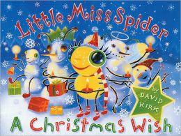 Christmas Wish (Little Miss Spider Series)