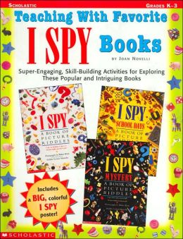 Teaching With Favorite I Spy Books (Grades K-3)