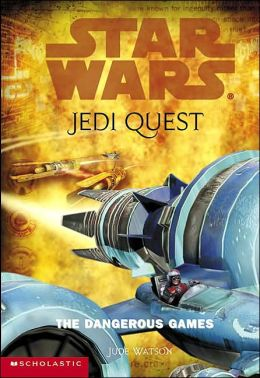 Star Wars Jedi Quest #3: Dangerous Games