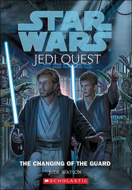 Star Wars Jedi Quest #8: The Changing of the Guard