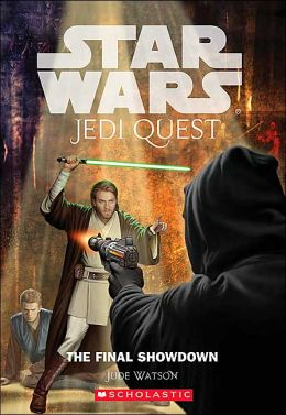 Star Wars Jedi Quest #10: Final Showdown