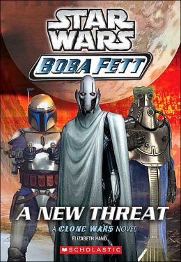 Star Wars Boba Fett #5: A New Threat