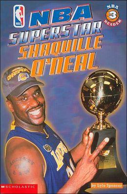 NBA Superstar Shaquille O'Neal (NBA Reader Series)