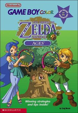 The Legend of Zelda: Oracle of Ages (Game Boy Series #3)