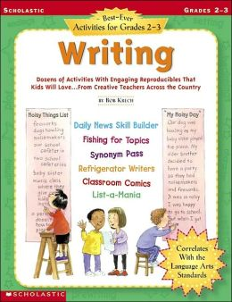Best-Ever Activities For Grades 2-3:Writing