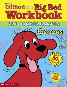 Pre K:Colors