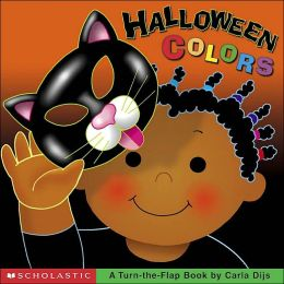 Halloween Colors: A Turn-The-Flap Book