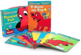 Clifford the Big Red Dog Phonics Fun Pack: Reading Program Pack 1