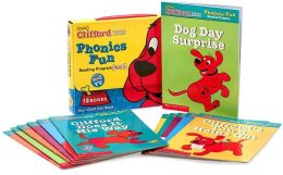 Clifford the Big Red Dog Phonics Fun Reading Program: Pack 6