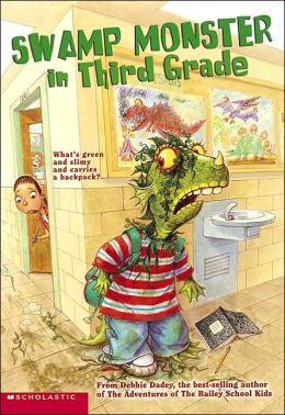 Swamp Monster in Third Grade (Swamp Monster in Third Grade Series)