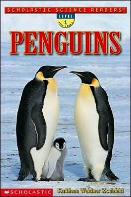 Penguins (Scholastic Science Readers Series)