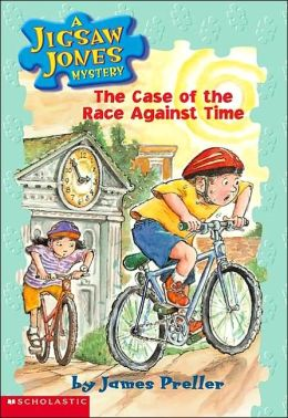 The Case of the Race Against Time (Jigsaw Jones Series #20)