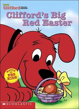 Clifford's Big Red Easter