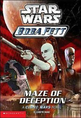 Star Wars Boba Fett #3: Maze of Deception