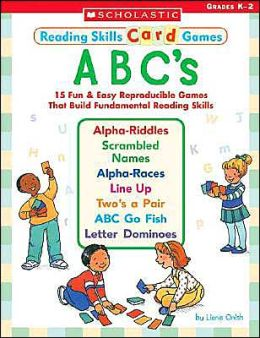 Reading Skills Card Games: ABC's