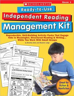 Ready-to-Use Reading Management Kit: Grade 1