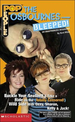 Pop People: Osbournes-- Bleeped!