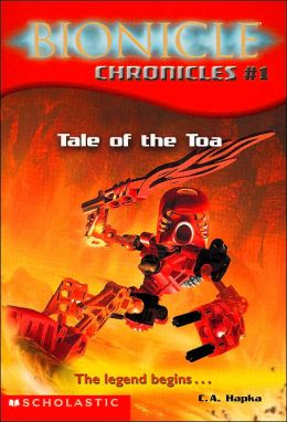 Tale of the Toa (Bionicle Chronicles Series #1)