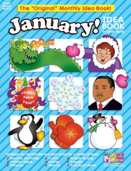Monthly Idea Books January!