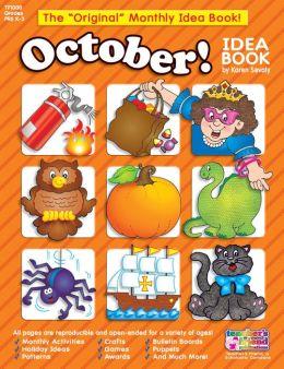 Monthly Idea Books October Pre K-6