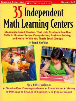 35 Independent Math Learning Centers