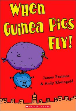 When Guinea Pigs Fly!