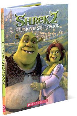 Shrek 2: The Movie Storybook