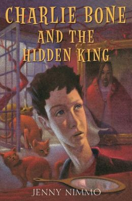 Charlie Bone and the Hidden King (Children of the Red King Series #5)