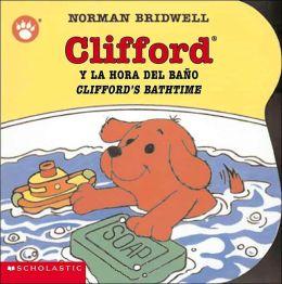 Clifford y la hora del baño (Clifford's Bathtime)