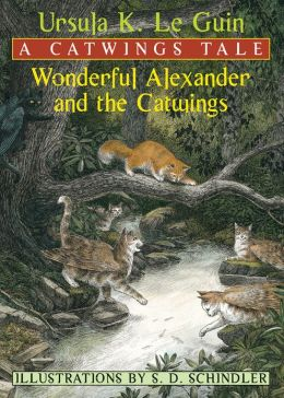 Wonderful Alexander and the Catwings (Catwings Series #3)